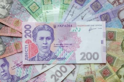 In Kyiv supermarket customers tried to pay with a counterfeit bill
